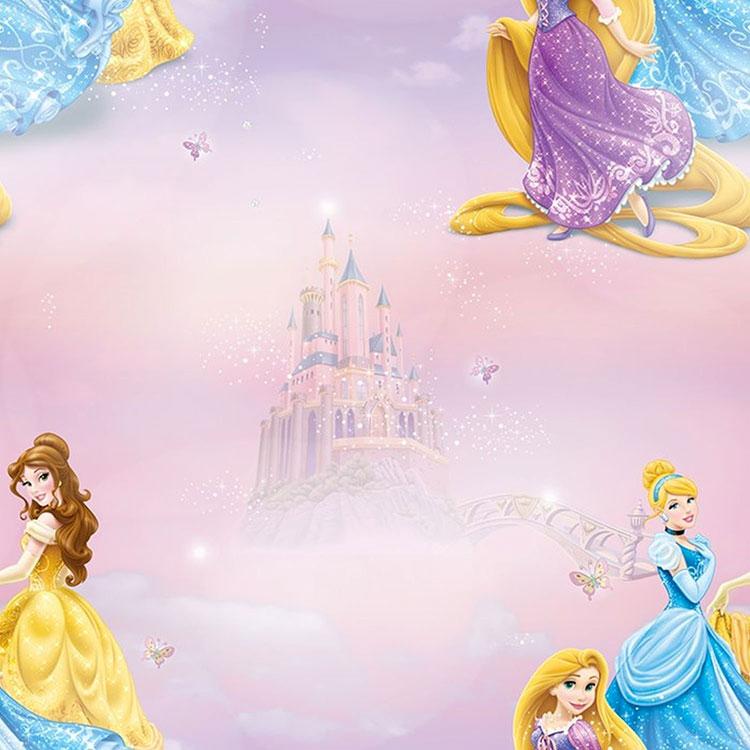 Carta da parati delle principesse Disney n.07