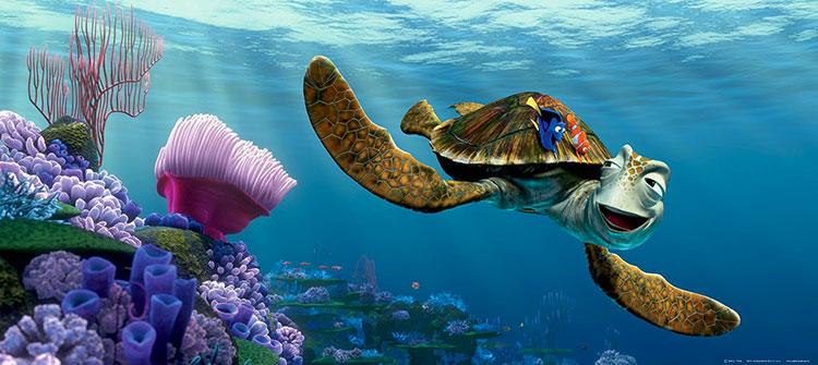 Carta da parati Disney di Nemo n.02