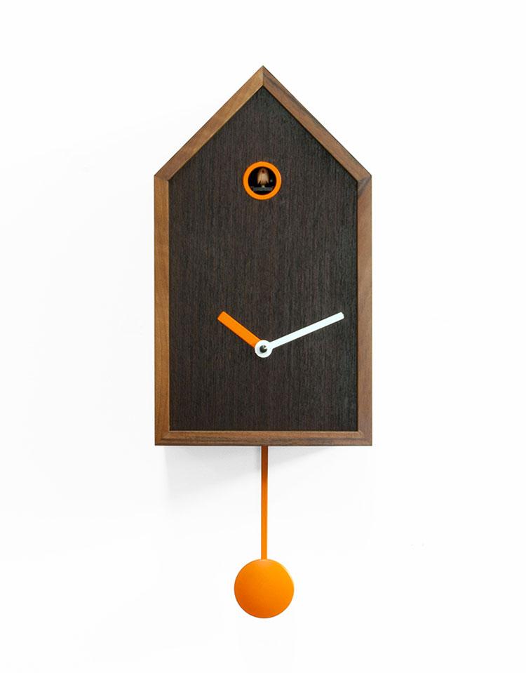 Orologio a cucù dal design moderno n.04