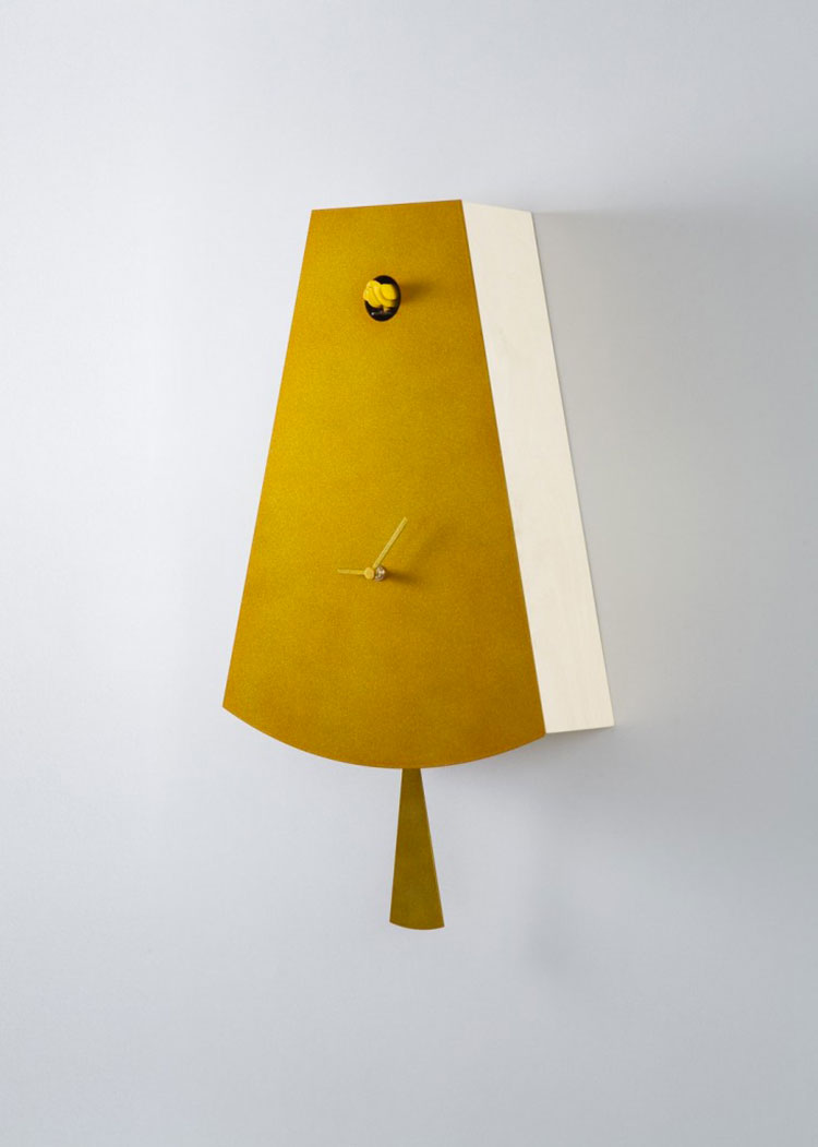 Orologio a cucù dal design moderno n.11
