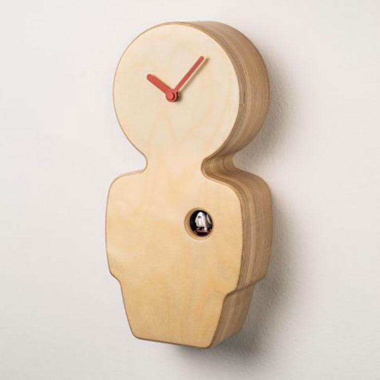 Orologio a cucù dal design moderno n.18