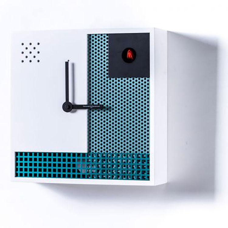 Orologio a cucù dal design moderno n.20