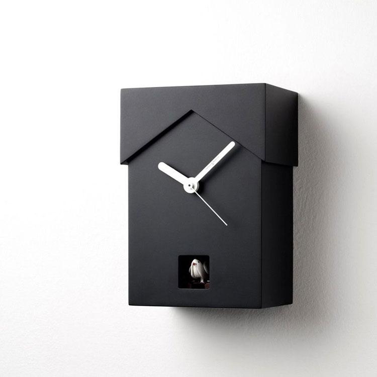 Orologio a cucù dal design moderno n.22