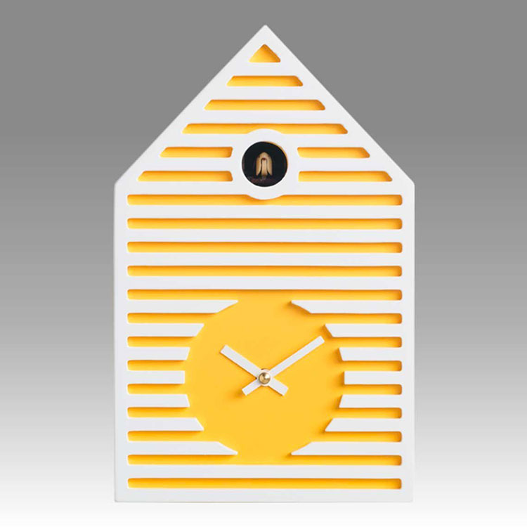 Orologio a cucù dal design moderno di F.lli Consonni n.1
