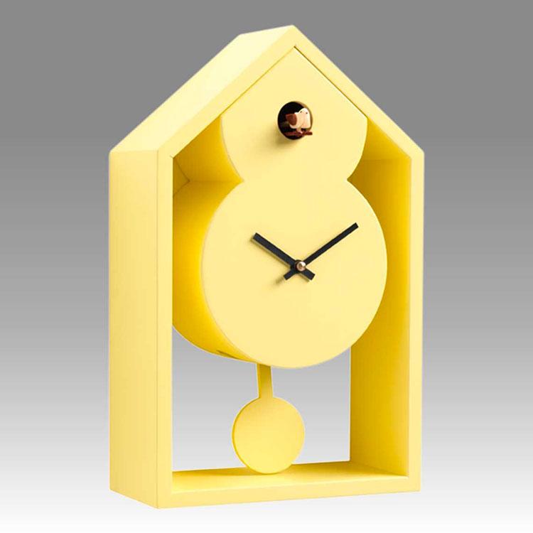 Orologio a cucù dal design moderno di F.lli Consonni n.5