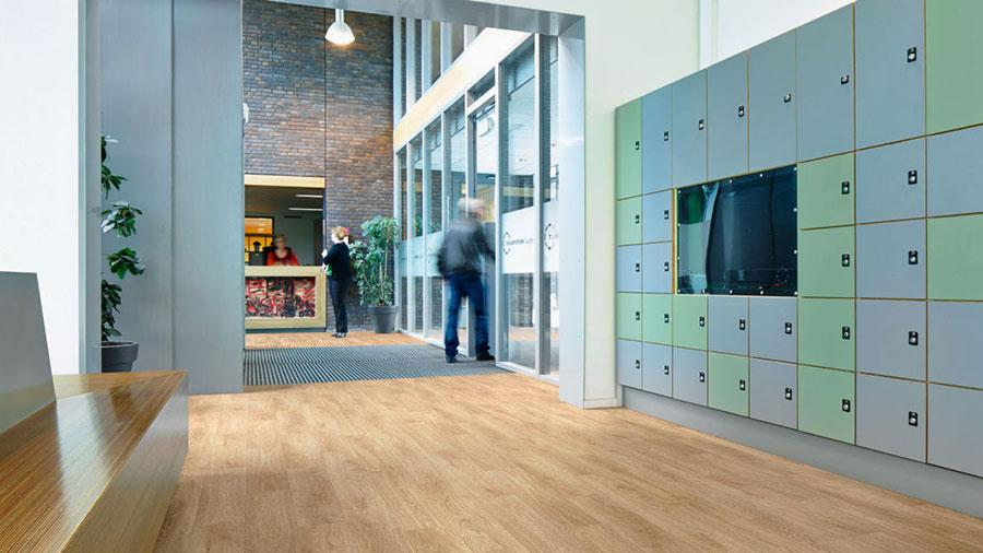 Tipo di pavimento in PVC effetto legno n.03