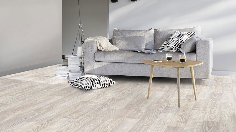 Tipo di pavimento in PVC effetto legno n.05
