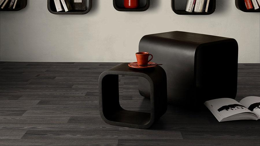 Tipo di pavimento in PVC effetto legno n.06