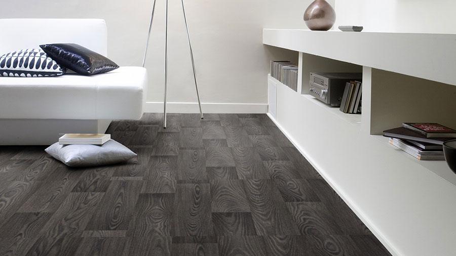 Tipo di pavimento in PVC effetto legno n.07