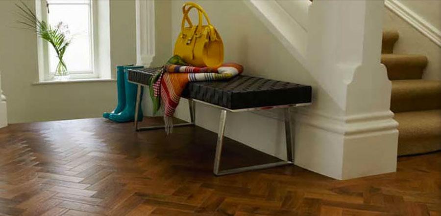 Tipo di pavimento in PVC effetto legno n.13