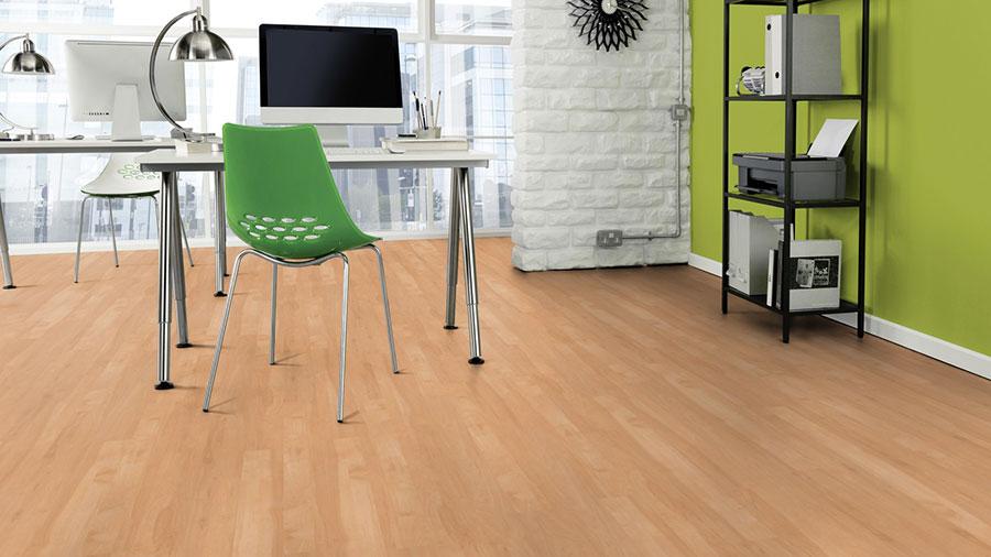 Tipo di pavimento in PVC effetto legno n.15