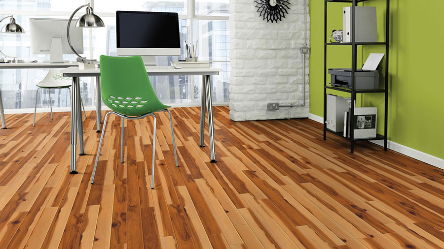 Tipo di pavimento in PVC effetto legno n.16