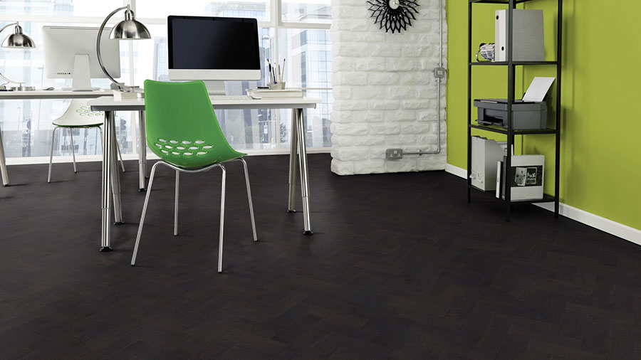 Tipo di pavimento in PVC effetto legno n.17