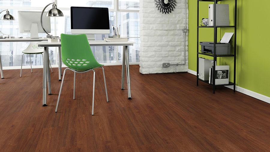 Tipo di pavimento in PVC effetto legno n.18