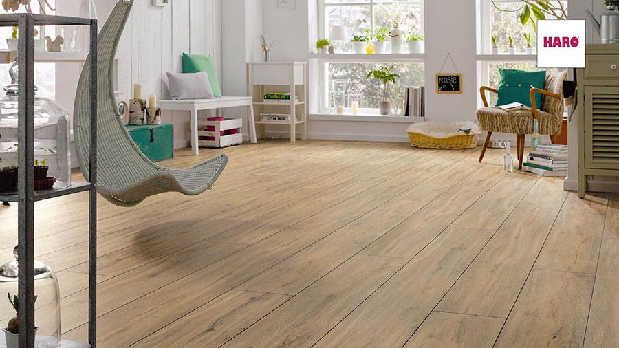 Tipo di pavimento in PVC effetto legno n.21