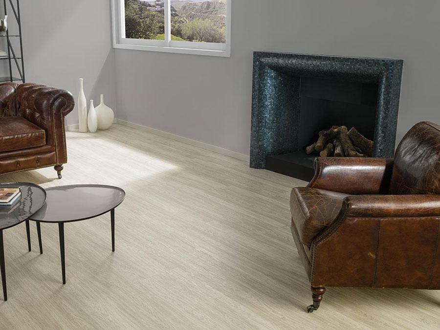 Tipo di pavimento in PVC effetto legno n.23