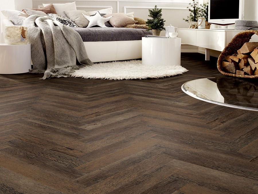 Tipo di pavimento in PVC effetto legno n.26
