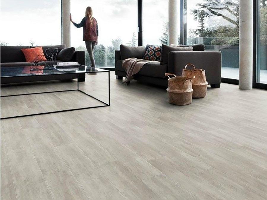 Tipo di pavimento in PVC effetto legno n.36