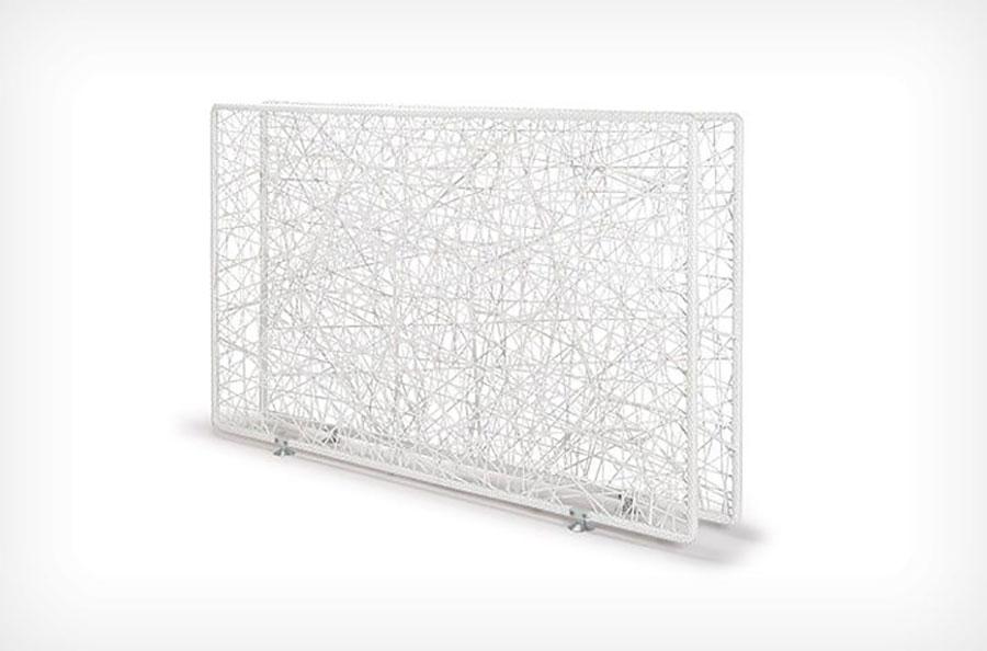 Modello di recinzione in legno per giardino n.20