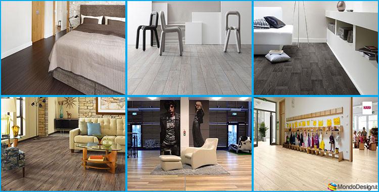 25 tipi di pavimenti in pvc effetto legno for Pavimenti 3d prezzi