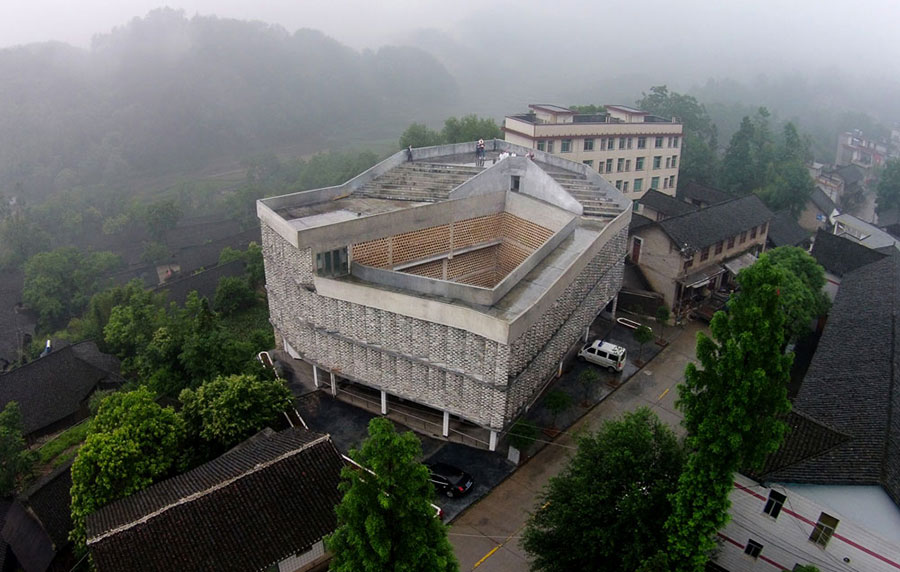 Angdong Hospital - Baojing (Cina)