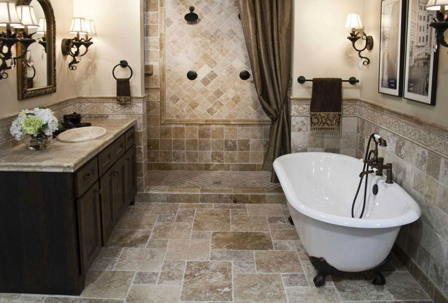 Mobili Country Lissone.Bagno Country Chic 35 Bellissime Idee Di Arredo