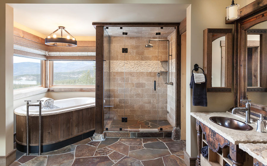 Bagni country chic : Bagno country chic bellissime idee di arredo