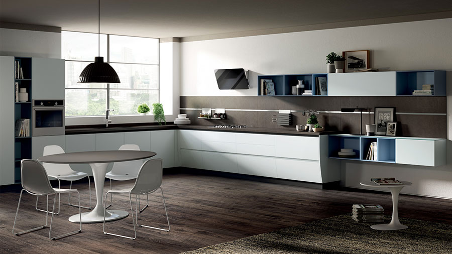 Stunning Cucine Ad Angolo Moderne Ideas - Amazing House Design ...