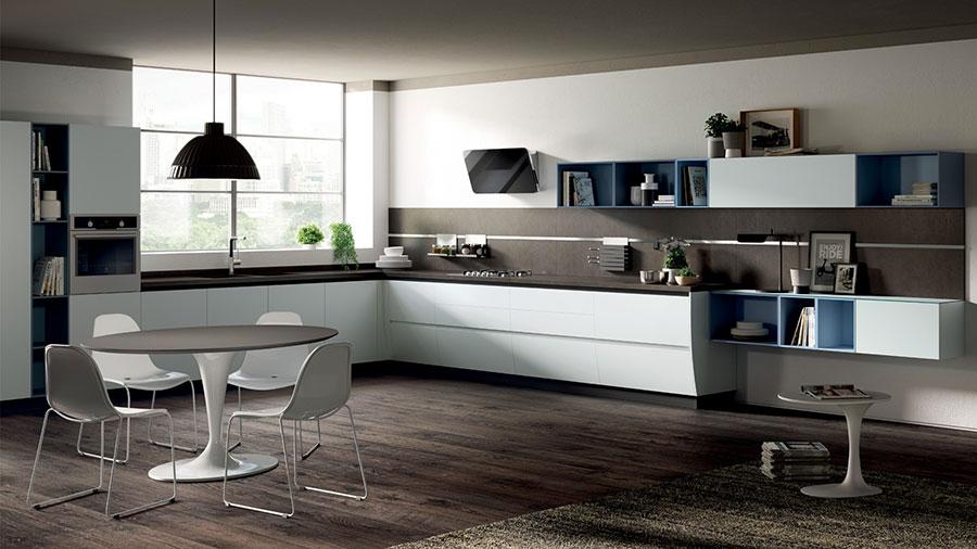 Le pi belle cucine ad angolo moderne delle migliori for Immagini cucine