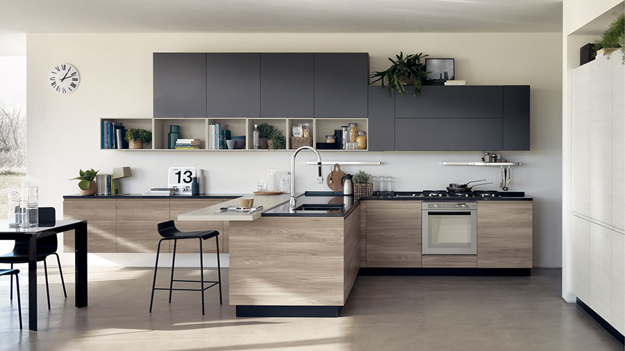 Best Cucine Ad Angolo Scavolini Photos - Ideas & Design 2017 ...
