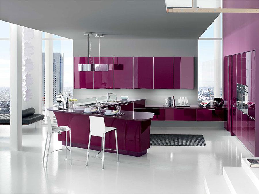 Cucine Moderne Fucsia – minimis.co