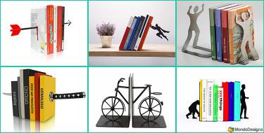 20 Bellissimi Fermalibri di Design da Acquistare Online