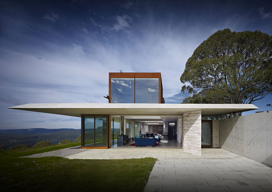 Invisible House - Hampton (Australia)