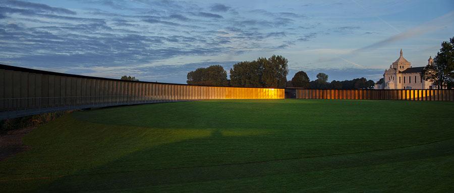 Memoriale internazionale di Notre-Dame-de-Lorette - Arras (Francia)