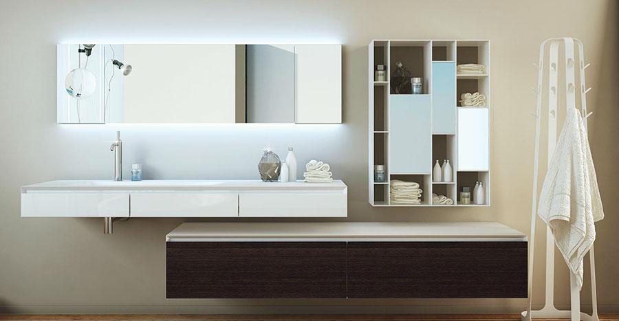 Favolosi mobili da bagno moderni di moma design mondodesign