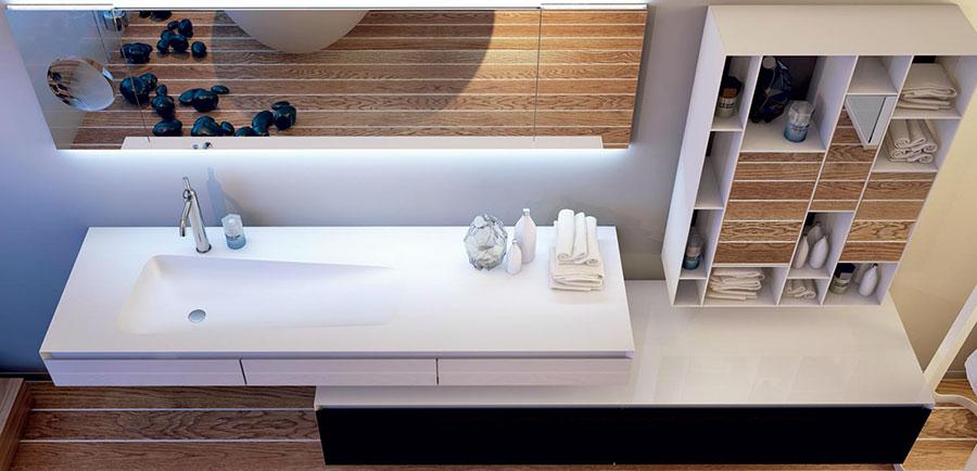 Modello di mobile da bagno Moma Design n.03