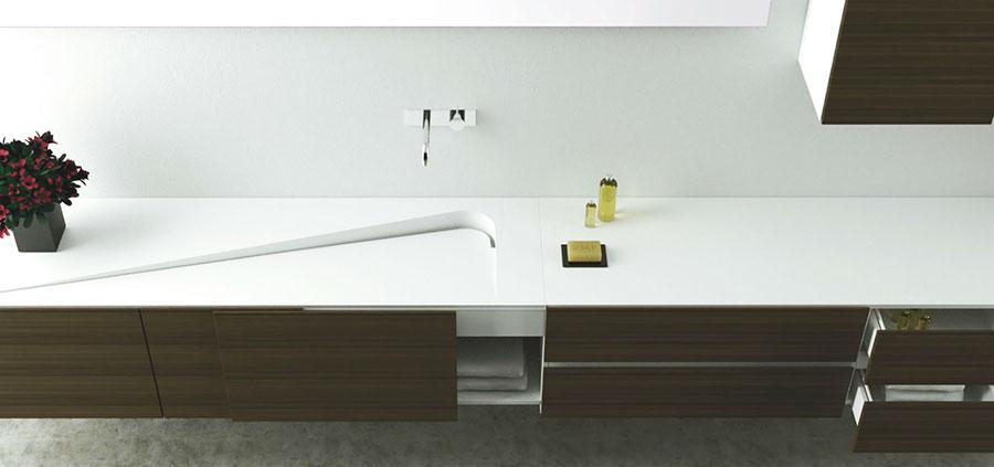 Modello di mobile da bagno Moma Design n.14