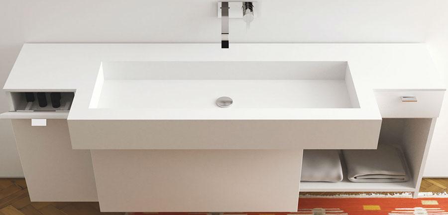 Modello di mobile da bagno Moma Design n.16