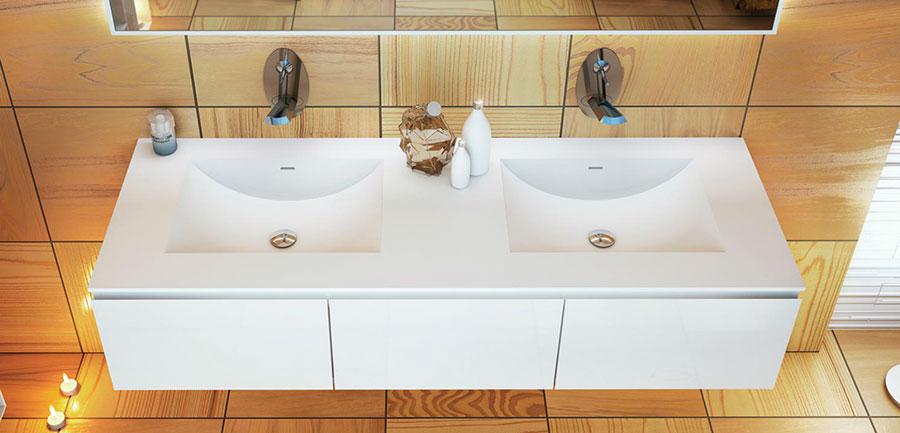 Modello di mobile da bagno Moma Design n.19