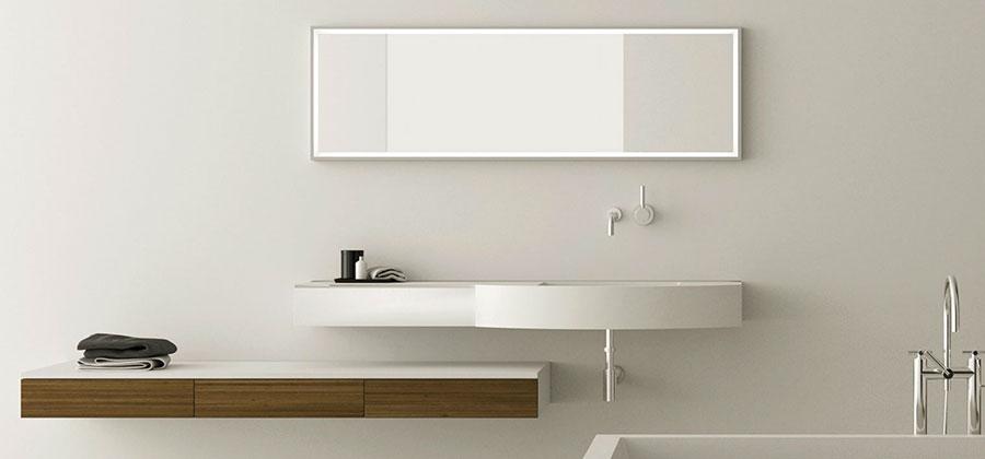Modello di mobile da bagno Moma Design n.20