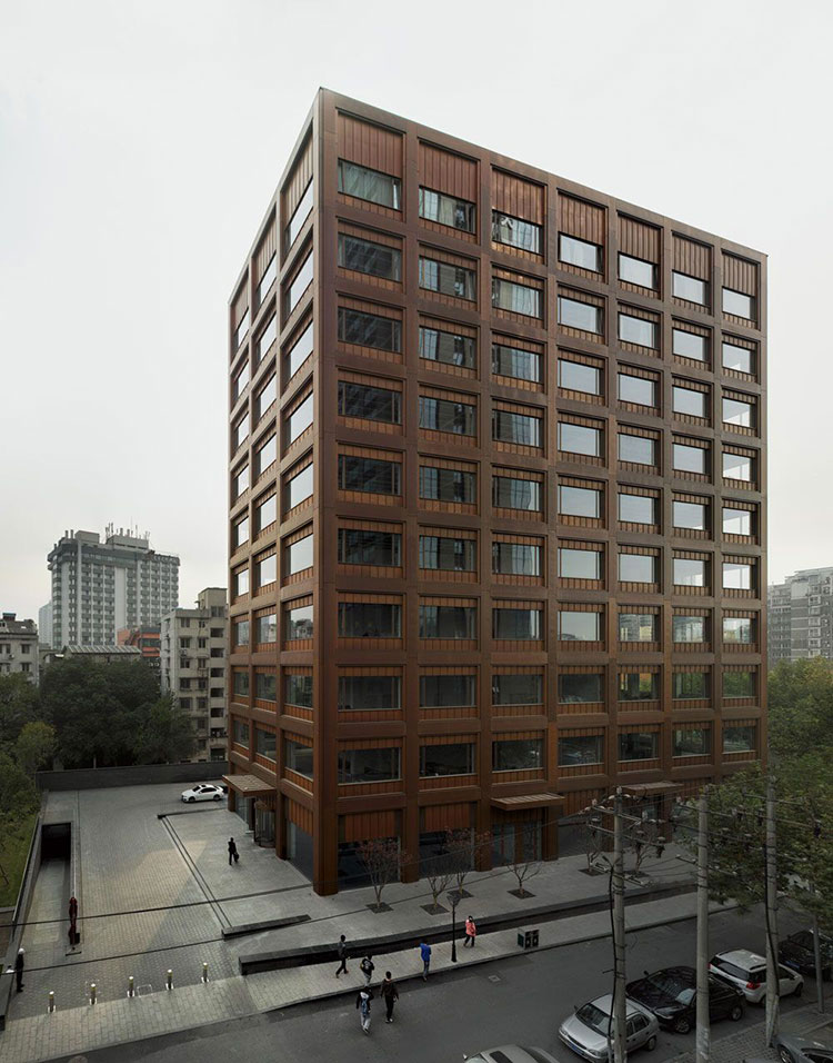 Moganshan Road Office - Hangzhou (Cina)