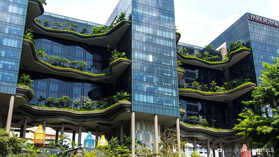 Parkroyal - Singapore (Cina)