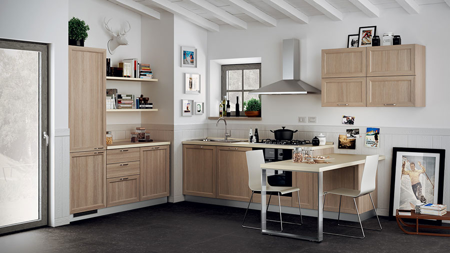 Best Cucine Piccole Scavolini Ideas - Ideas & Design 2017 ...