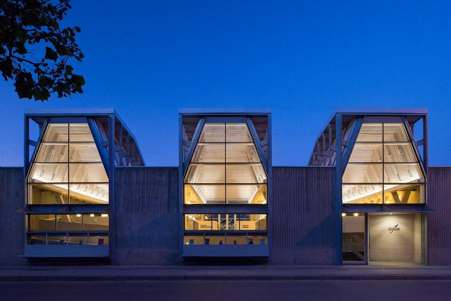 Public Library of Constitution - Constitución (Cile)