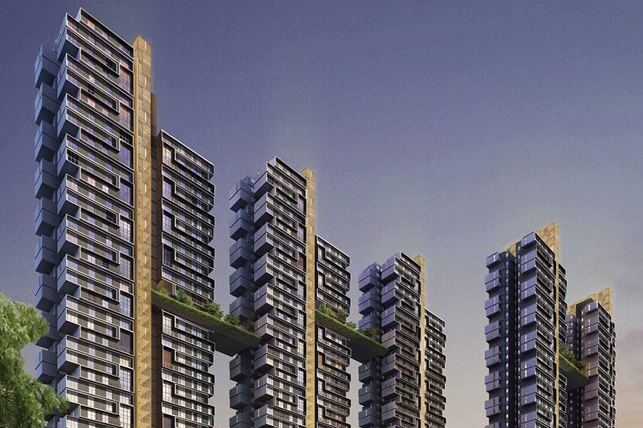 Sky Terrace - Singapore (Cina)