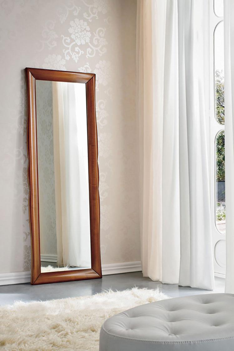 15 modelli di specchi da terra in stile classico - Specchio da camera da letto ...