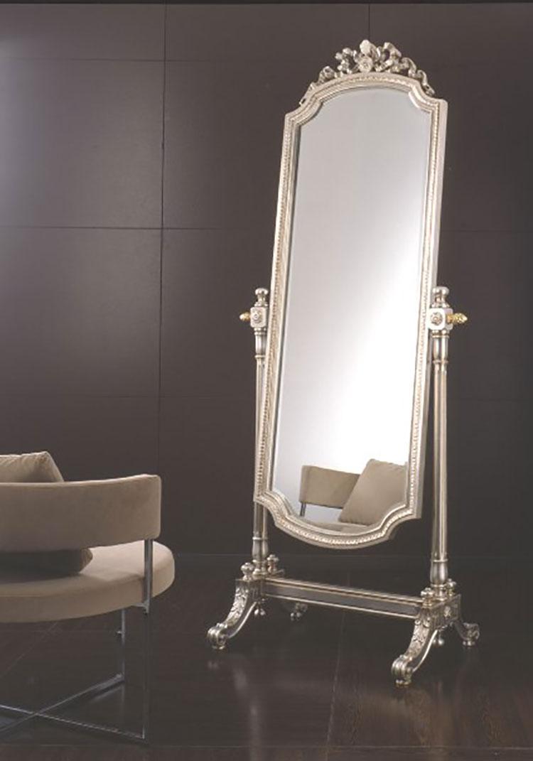 Specchio da terra in stile classico n.13