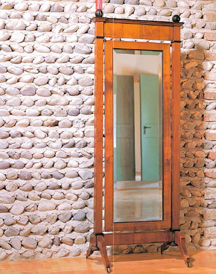 Specchio da terra in stile classico n.14
