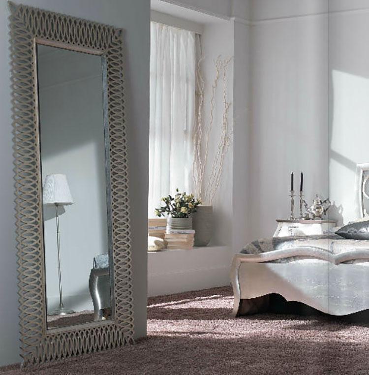 Specchio da terra in stile classico n.15