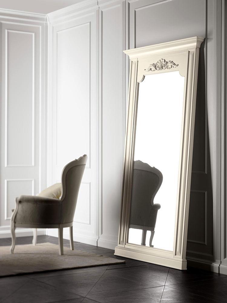 Specchio da terra in stile classico n.17